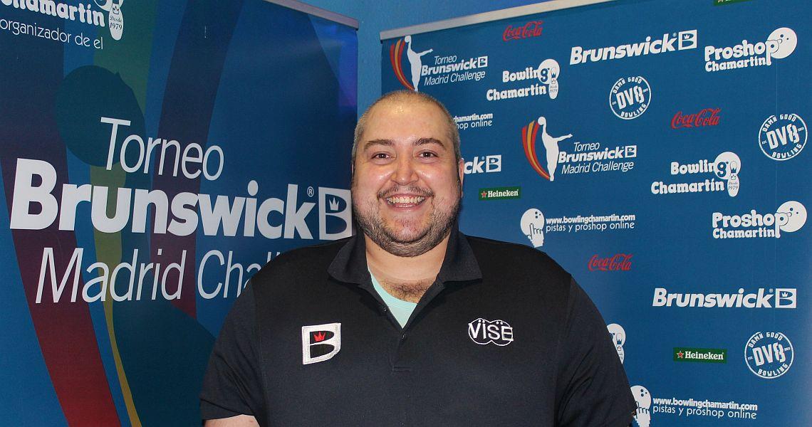 Paco Rodriguez cracks top 5 at Brunswick Madrid Challenge