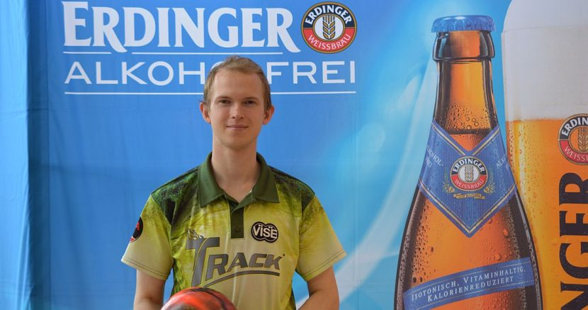 Thomas Larsen misses top spot by 14 pins in Munich