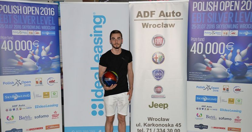 Markus Bergendorff takes over lead in Polish Open qualifying