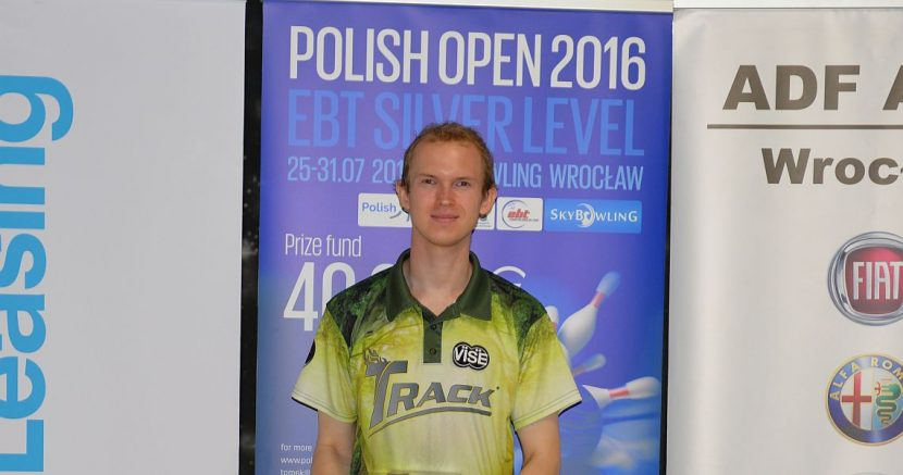 Thomas Larsen wins qualifying in Polish Open