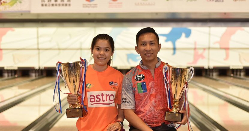 Lalisang, Cheah claim Open Masters titles at 42nd Hong Kong International