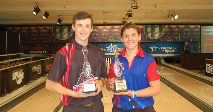 Champions crowned at 2016 Junior Gold Championships
