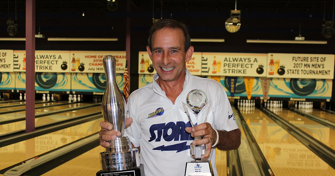 Norm Duke reigns as July Bowler of the Month