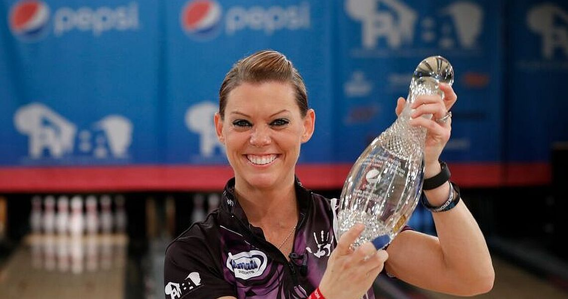 Shannon O'Keefe captures third title at Pepsi PWBA Lincoln Open