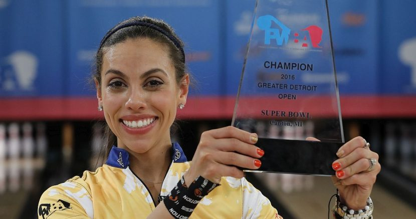 Rocio Restrepo grabs first PWBA title at Greater Detroit Open