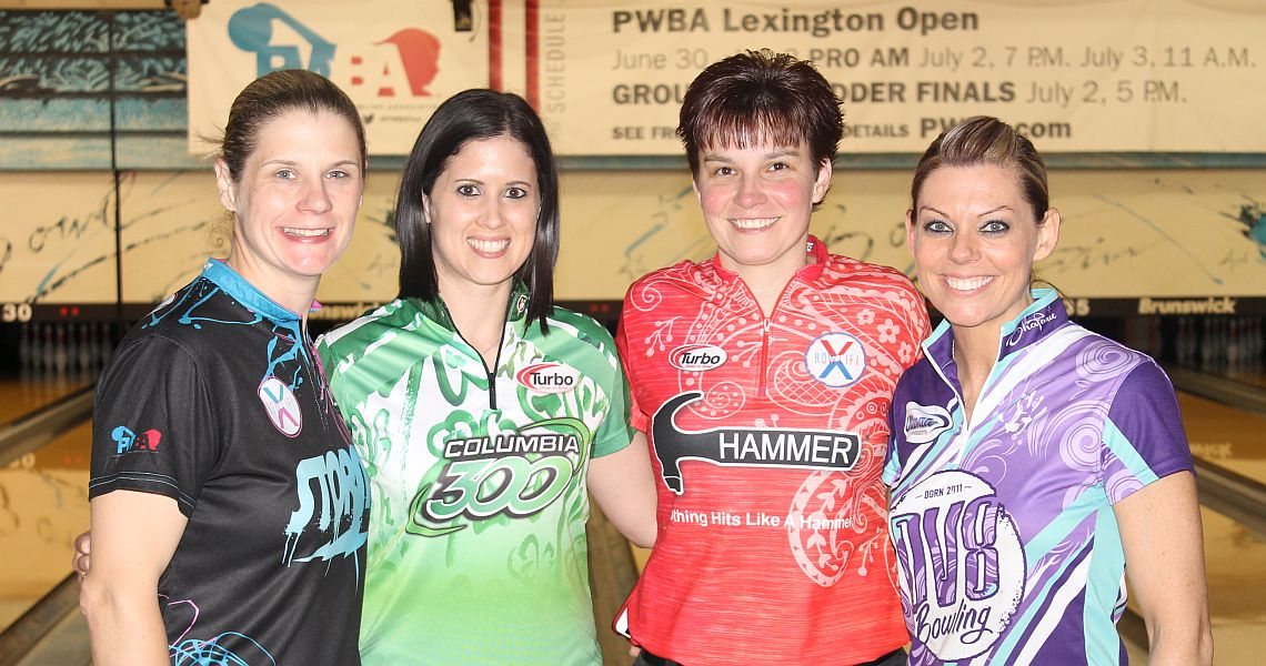 Kelly Kulick earns top seed at PWBA Lexington Open