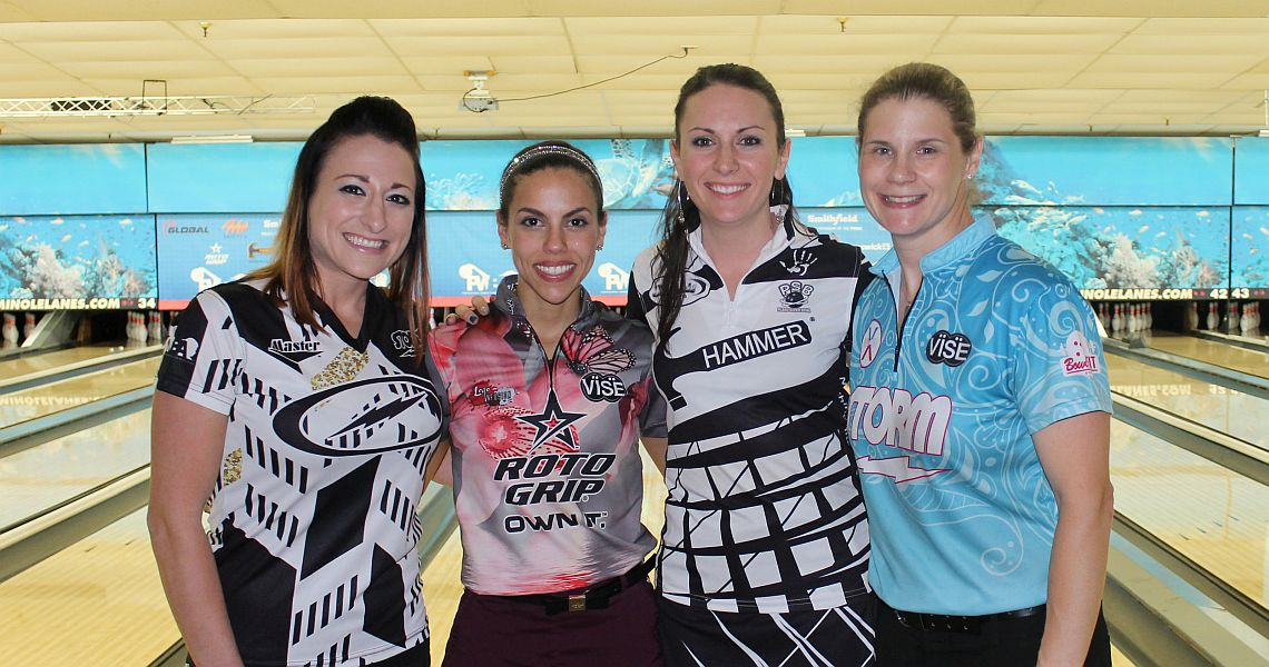 Lindsay Boomershine top seed at PWBA St. Petersburg-Clearwater Open