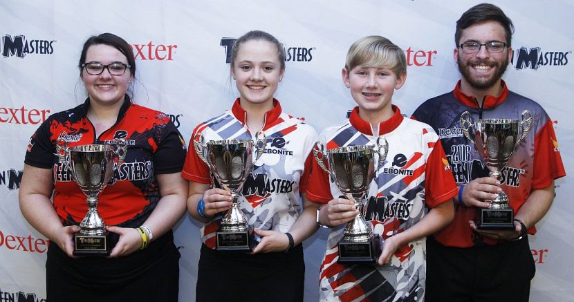 Adam Zimmerman, Breanna Clemmer win Teen Masters