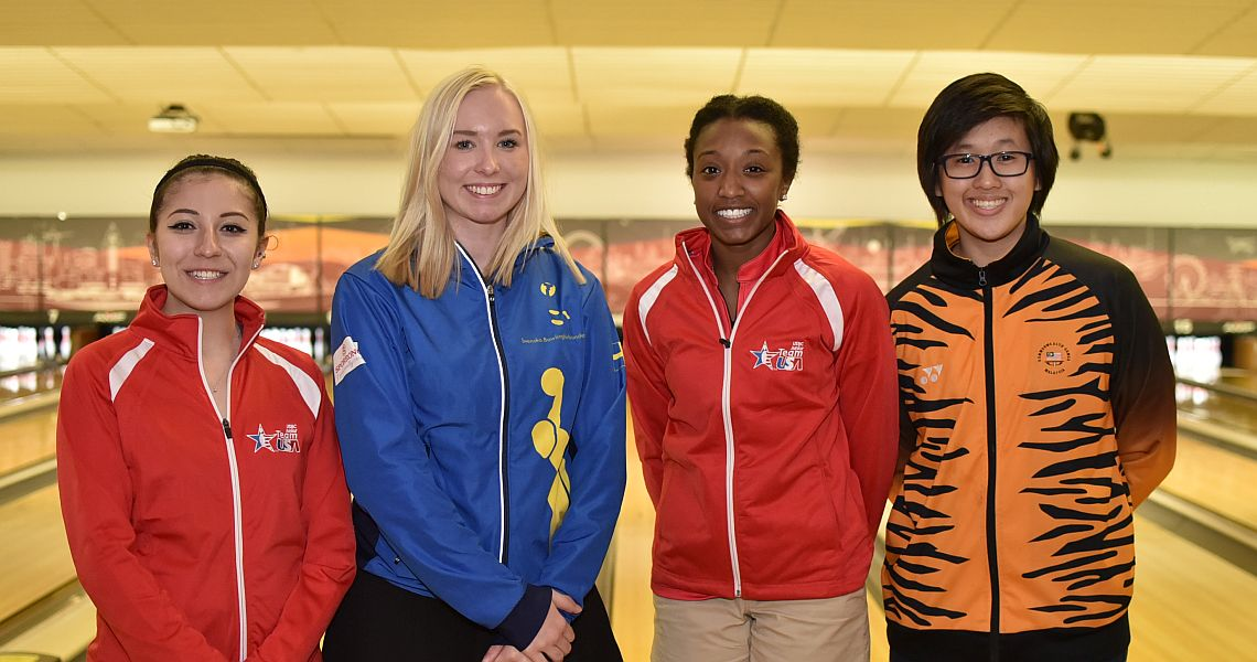 Boys' and Girls' Singles underway at 2016 World Bowling Youth Championships