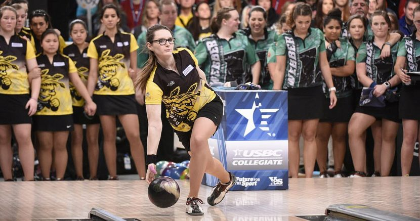 Wichita State's Sydney Brummett receives 2016 PBA Billy Welu Scholarship