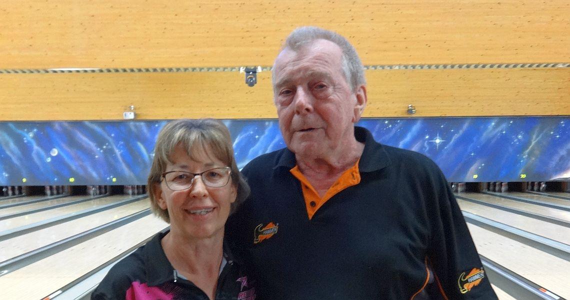 Martina Beckel, Horst Albert victorious at 5th Senior Open in Böblingen