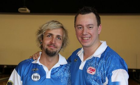 Finland, Denmark, Germany (2) to bowl for MEC Doubles title