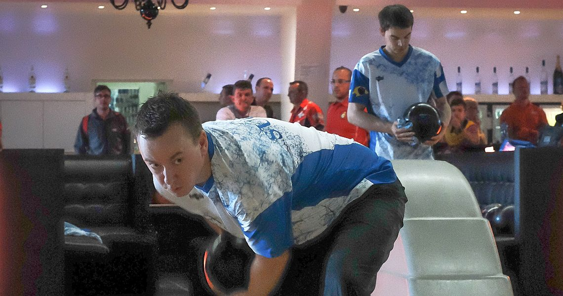 Osku Palermaa wins qualifying at 38th AIK International Tournament