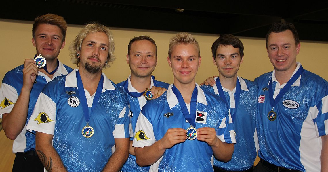 Finland defeats Sweden to defend Team title in Brussels