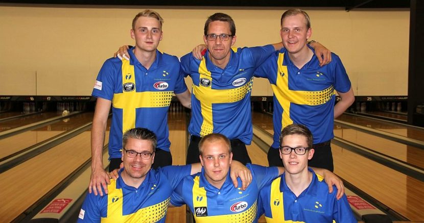 Sweden sets new record on the way to the top seed