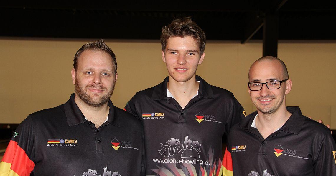 Germany, Sweden, Finland crack top 4 in trios