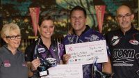 O'Keefe, O'Neill bid for fourth title in Striking Against Breast Cancer Mixed Doubles