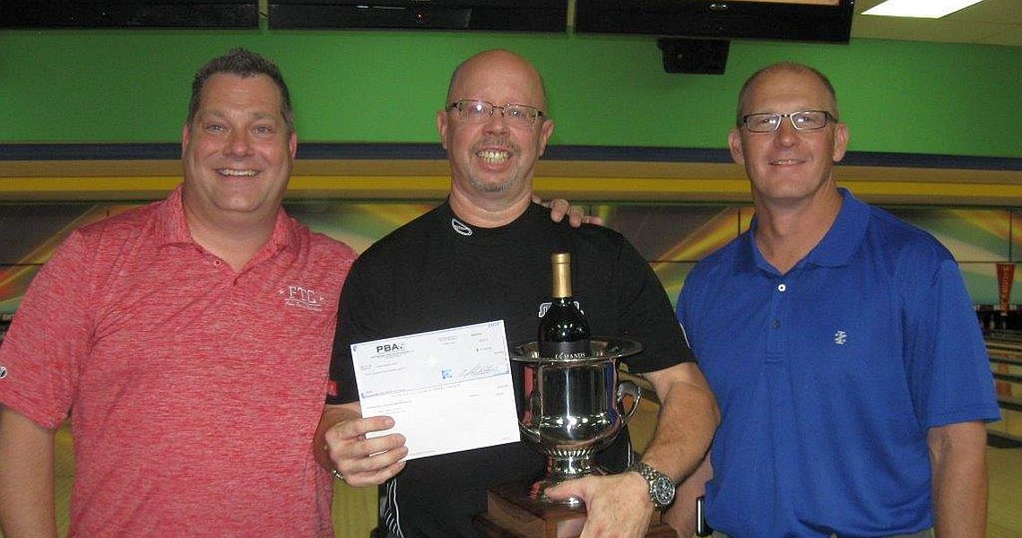 Eddie Graham wins PBA50 DeHayes Insurance Group Championship