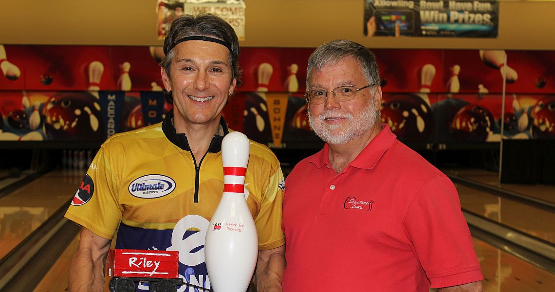 Amleto Monacelli wins PBA50 National Championship