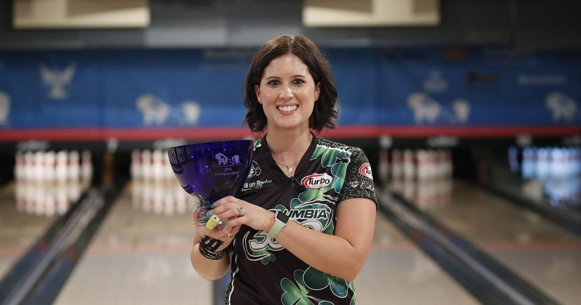 Bryanna Coté wins first title at 2016 PWBA Lexington Open