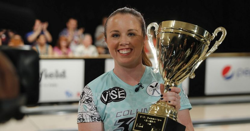 Josie Barnes set to defend title at PWBA Rochester Open