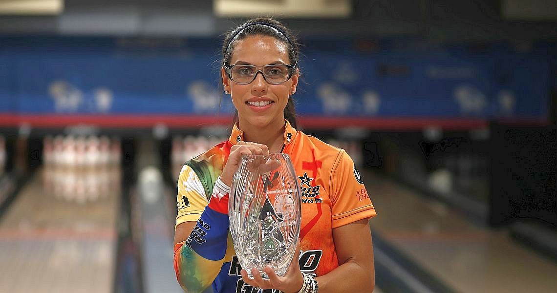 Rocio Restrepo wins second PWBA title in St. Petersburg-Clearwater Open