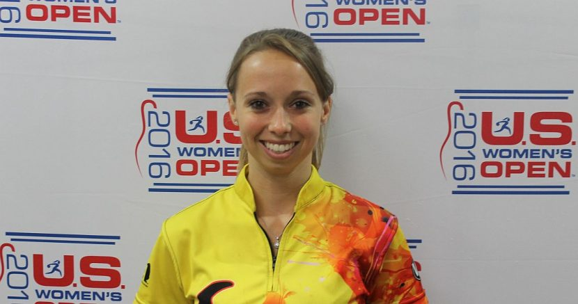 Barnes back in rhythm, Greene leads at U.S. Women's Open