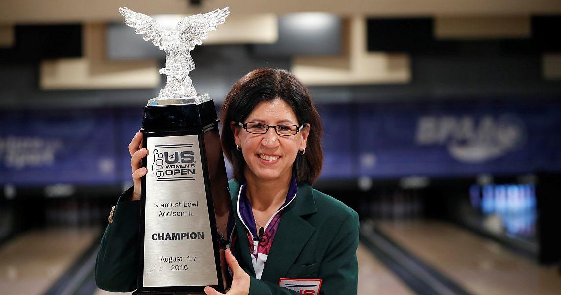 Liz Johnson seeks fourth consecutive U.S. Women's open title
