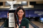 Liz Johnson dominates as August Bowler of the Month