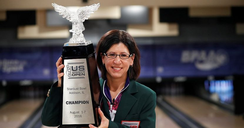 Liz Johnson seeks fourth consecutive U.S. Women's open title