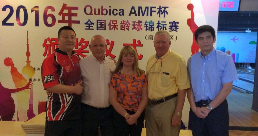 QubicaAMF Southern China Championships conclude