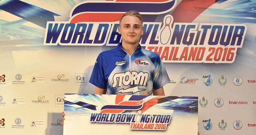 Jesper Svensson wins fifth PBA title in Bangkok