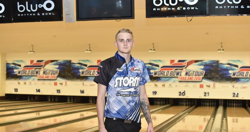 Svensson, Cooley shoot 300 to earn No. 1 and 2 seed for TV finals