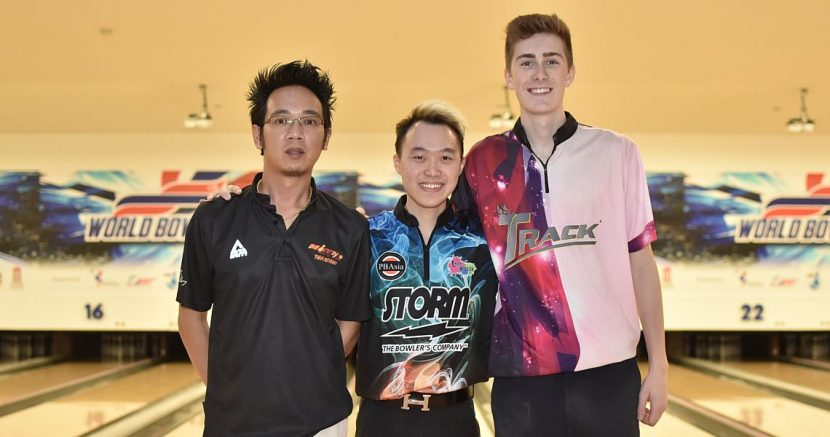 Francis Tan sets the pace in Round 2 at WBT Thailand