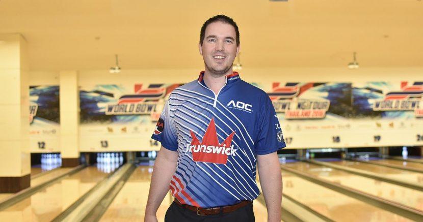 Sean Rash wins qualifying in World Bowling Tour Thailand