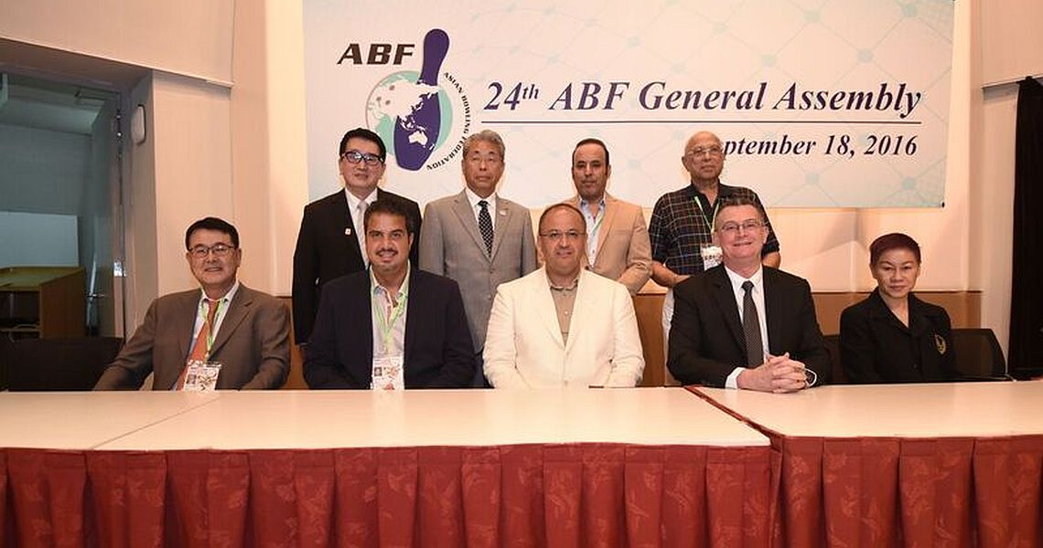Sheikh Talal re-elected as Asian Bowling Federation President