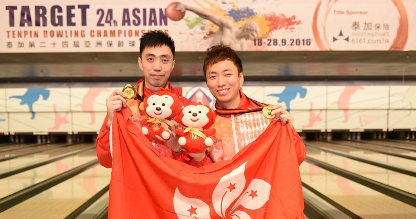 Hong Kong, Malaysia win gold in Doubles at Asian Championships