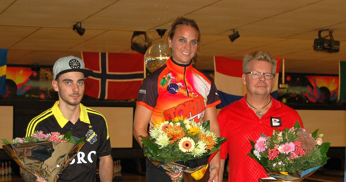 Ghislaine Stigter-van der Tol wins record 4th European Bowling Tour title