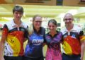 Check out the latest results from the 14th Columbia 300 Vienna Open