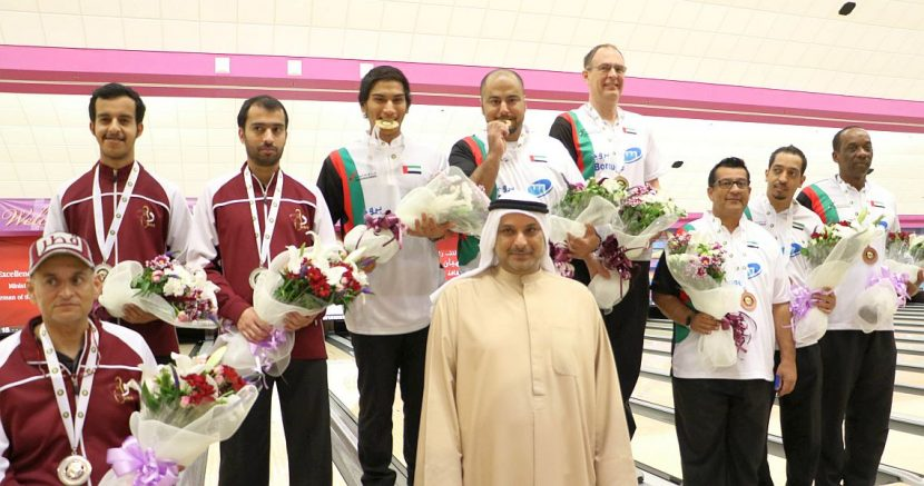UAE takes gold and bronze in Doubles at GCC Championships