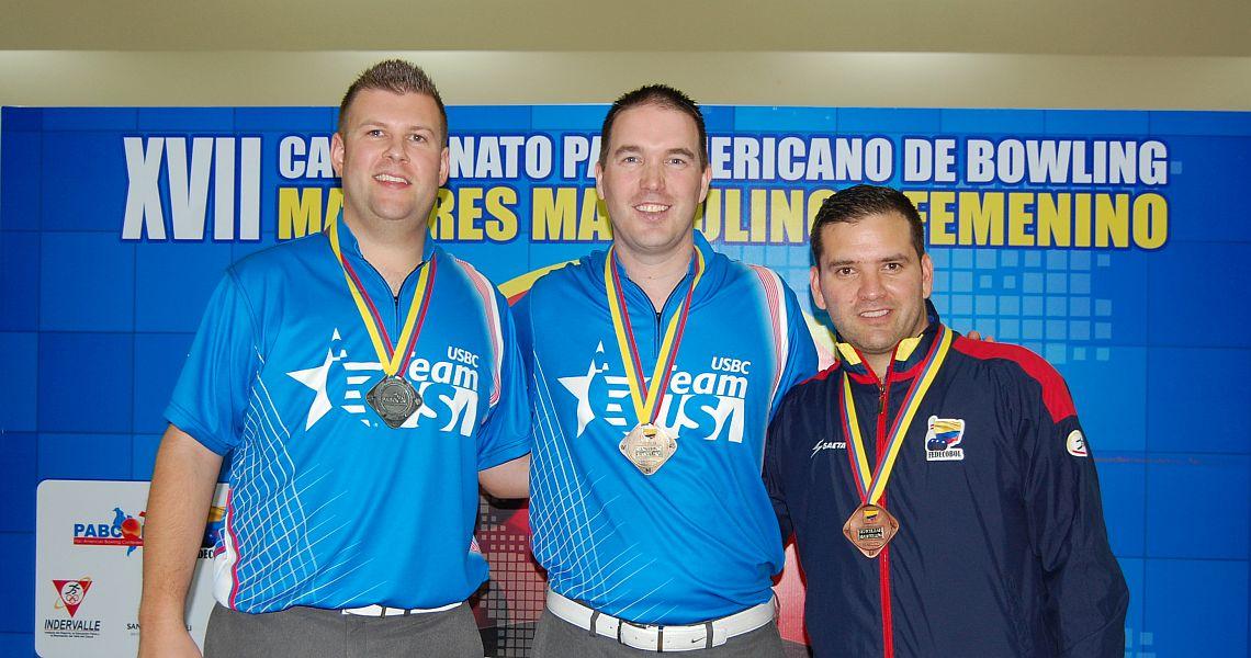USA's Sean Rash wins Men's Singles at 2016 PABCON Championships