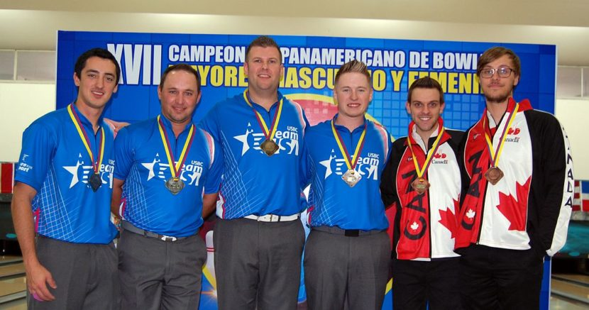 Team USA takes Doubles gold and silver in Colombia