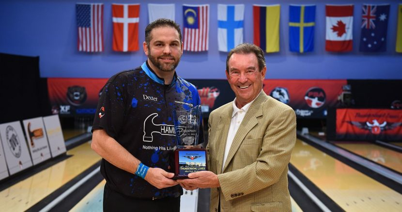 Tom Daugherty ends four-year title drought, wins PBA Wolf Open
