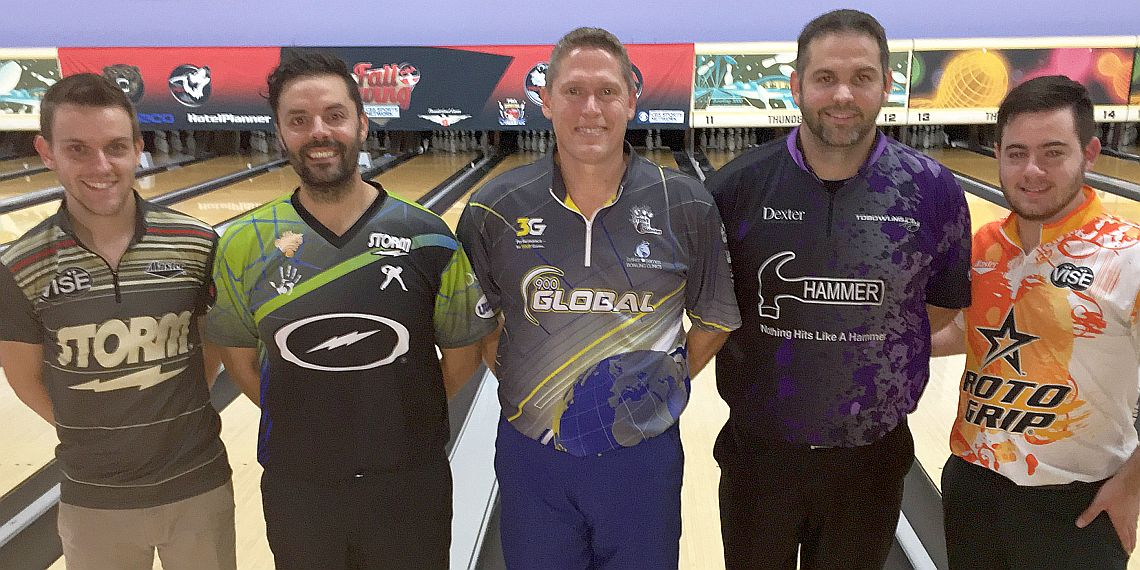 Canadian Francois Lavoie tops PBA Wolf Open Qualifying