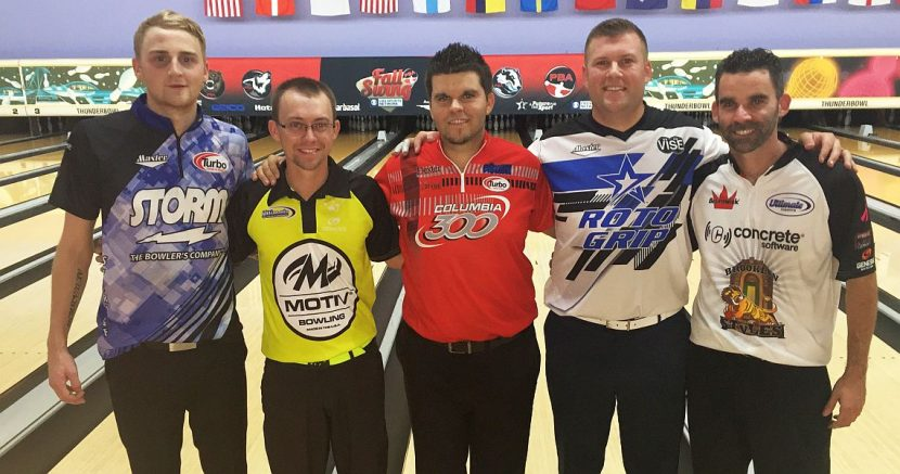 Sweden's Jesper Svensson tops PBA Bear Open Qualifying