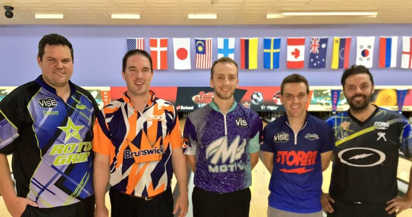Wes Malott earns No. 1 berth for PBA Badger Open Finals