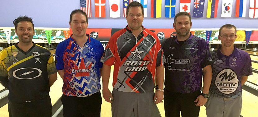 Australia's Jason Belmonte tops PBA Detroit Open field