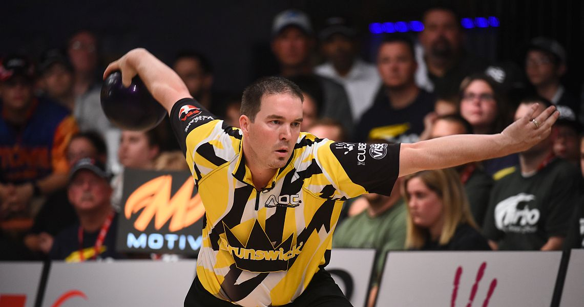 PBA champion Sean Rash to serve as host, competitor in Aurora