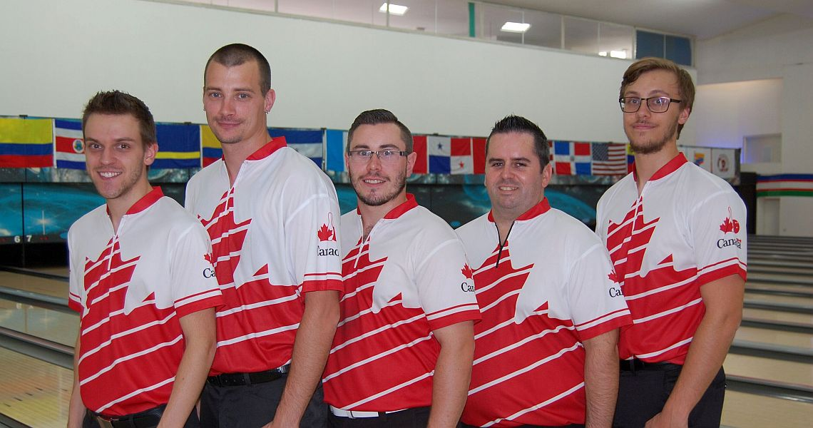 Canada leads as Team event reaches halfway point
