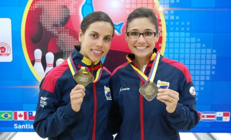 Colombia's Guerrero, Restrepo claim gold in Women's Doubles